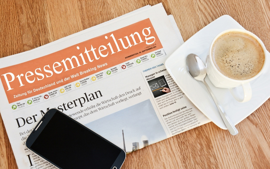 Pressemeldung als Marketing-Tool