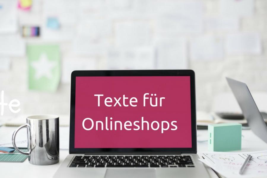 Text-Tipps für den Onlineshop