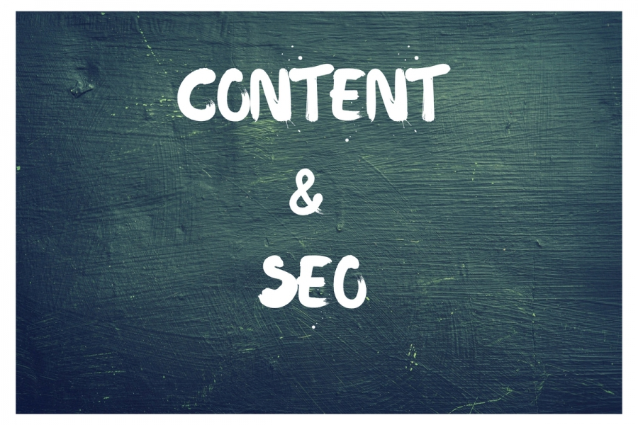 Content & SEO - ein Dream-Team